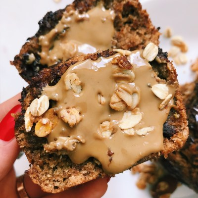 Vegan Dark Chocolate Chunk Banana Bread