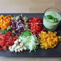 Gazpacho in verde