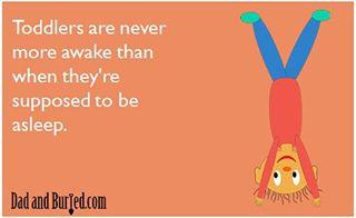 Lack of Sleep Schedule