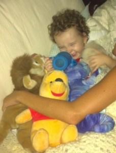 pooh, winnie the pooh, stuffed animals, disney, parenting, dads