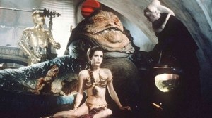 Star Wars, ritalin, ADHD, ADD, teaching, puzzles, Return of the Jedi, Princess Leia, gold bikini, Jabba the Hutt