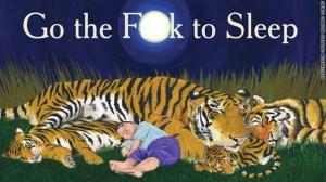 sleep, Cry It Out, toddlers, Ferber, parenting, sandman, crib, go the fuck to sleep, samuel L. jackson