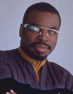 geordie la forge, google glass, star trek, the next generation, lenovo, b540, desktop computer, parenting, fatherhood, technology, dad bloggers, toddlers, computers, iphone, home, lifestyle, screen time