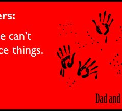 ecard, parenting, toddlers, can't have nice things, funny, dads, moms, kids, family, home, lifestyle, dad bloggers