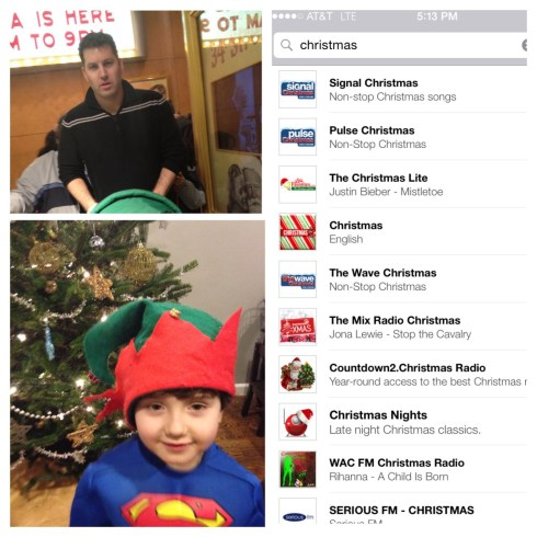 christmas, music, christmas music, holidays, tunein, parenting, funny, radio, marriage