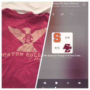 parenting, tunein, college football, college sports, radio, funny, humor, dads, kids, sports, boston college, ACC, football
