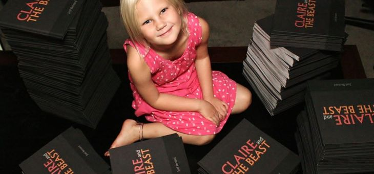 """[Guest Post] """"Claire and the Beast"""" Giveaway"""
