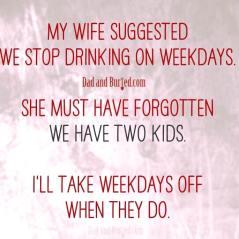 drinking week meme