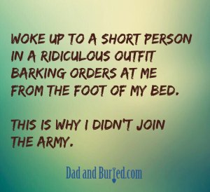 parenting, masochist, parent abuse, kids, toddlers, funny, bossy, parenthood, moms, dads, humor, dad bloggers, mommy bloggers, dad and buried