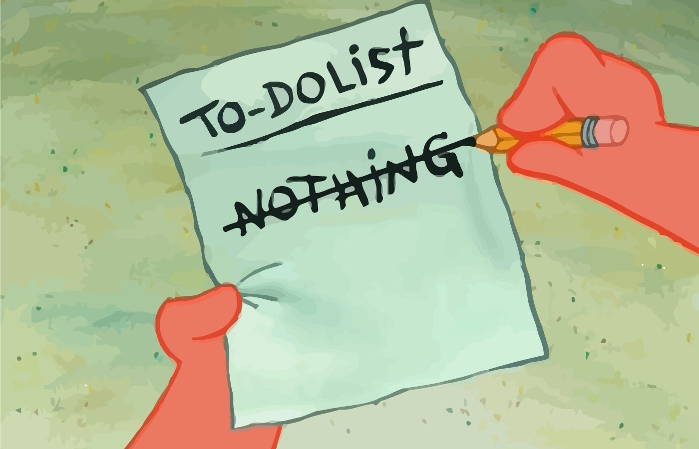 to do list nothing