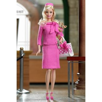 Elle Woods from Legally Blonde Barbie