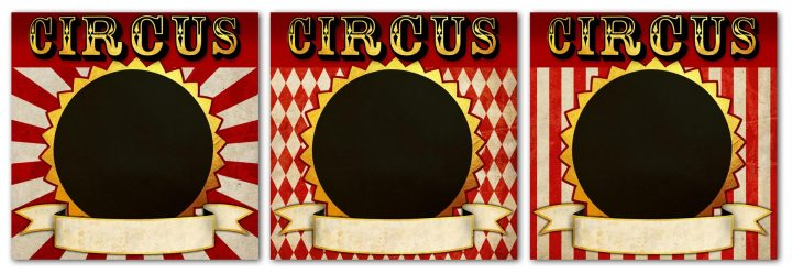 Circus Photobooth preview