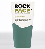 Rock Face Shave butter. Great both for shaving and as a moisturiser.