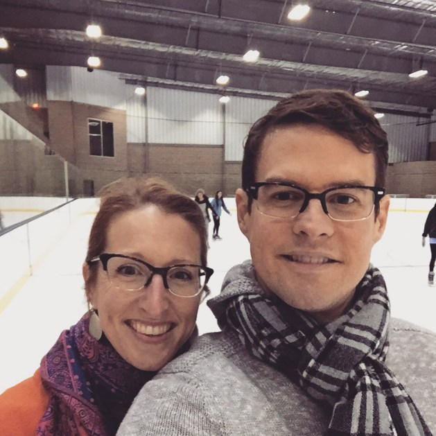d and i ice skating