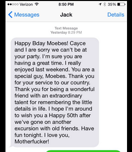 text from jack