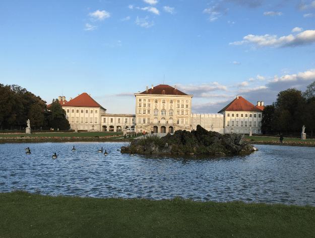 nymph palace