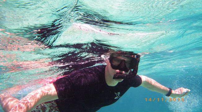 under water moe