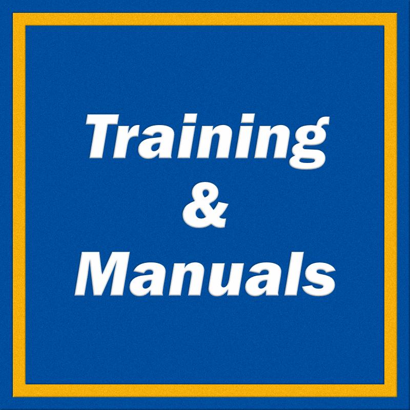 Training & Manuals