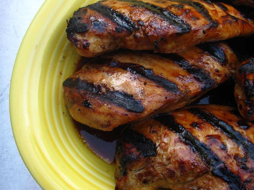 Skinless breast boneles chicken