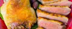 Sous Vide Duck Two Ways – Duck Breast and Duck Leg Confit