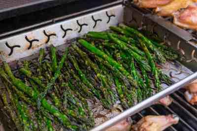 Grill Roasted Asparagus-0605