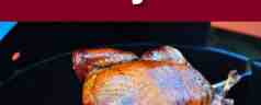 New Cookbook: Rotisserie Turkey