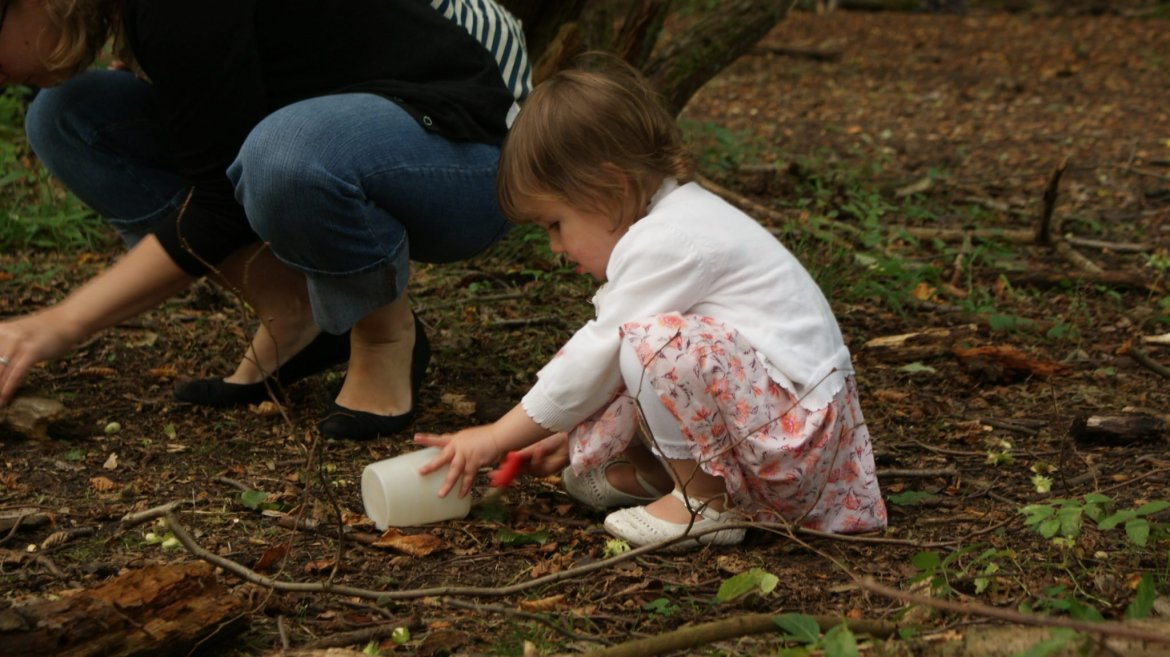 Bug Collecting: Develop your kid's appreciation for the brilliance of nature by going on a bug safari. All you need is a jar with a lid. Remember to let the creatures free after.