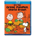 It's The Great Pumpkin Charlie Brown Blu-Ray Giveaway(closed)