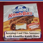Cooling Off This Summer with Klondike Kandy Bars