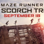 Maze Runner: The Scorch Trials + Giveaway