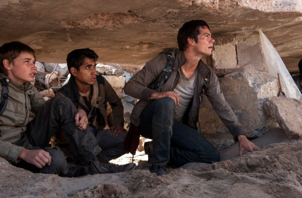 #ScorchTrials #Movie #Giveaway #ad