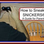 How to Sneak a SNICKERS® – A Guide for Parents