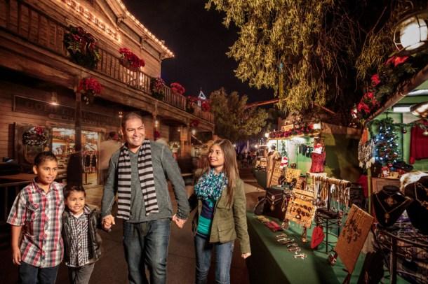 #Knotts #MerryFarm #Holidays #FamilyFun #FamilyTravel #ad