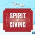 #FranzBakery #SpiritOfGiving #Giveaway #ad