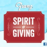 #FranzBakery #SpiritOfGiving #Giveaway #ad