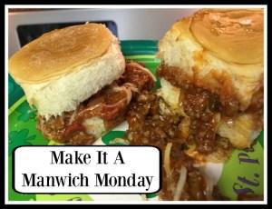 #ManwichMonday #Foodie #Food #Recipes #ad