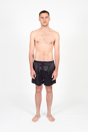 100% Silk Pacino Shorts