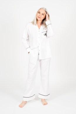 Pussy Galore Silk Pyjamas