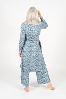 Faye Wrap Dress (Printed)