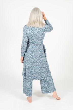 Faye Wrap Dress (Printed)