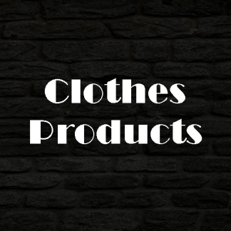 Clothes Products
