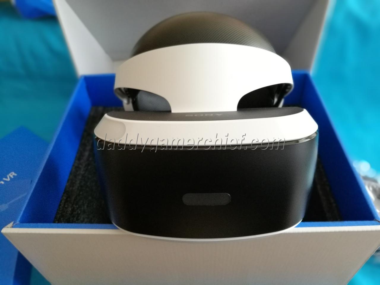 test mon avis sur le casque playstation vr de la ps4. Black Bedroom Furniture Sets. Home Design Ideas