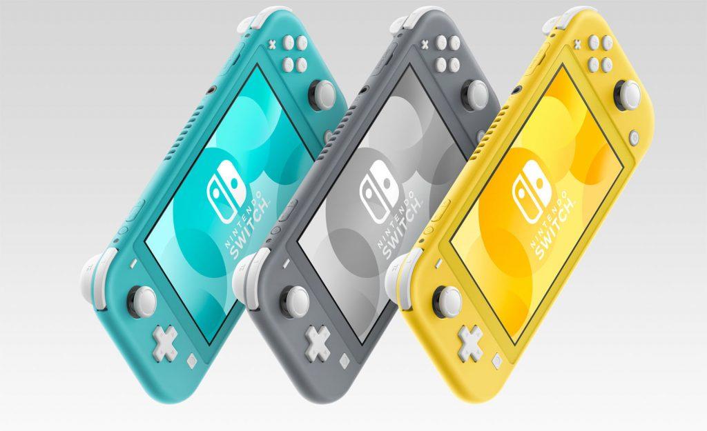 Nintendo Switch Lite : une nouvelle console annoncée