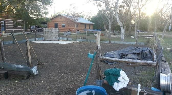 A Clean Garden Slate