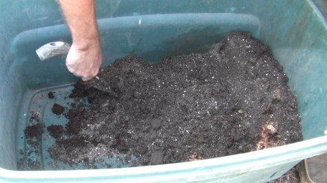 How To Make Compost Seed Starting Soil 07