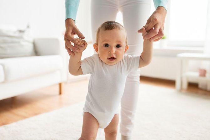 Baby-walk Развитие ребенка: как ребенок начинает ходить