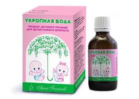 ukropnaya-voda Причины и лечение газов у новорожденных, младенцев и детей.