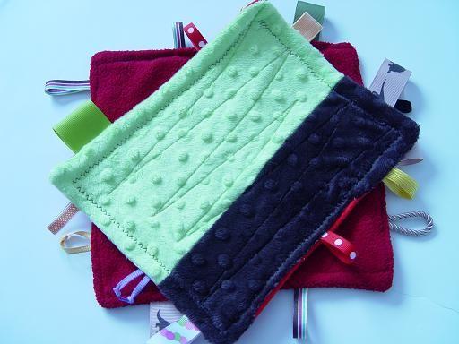 DSC06401 Сенсорное одеяло для детей своими руками