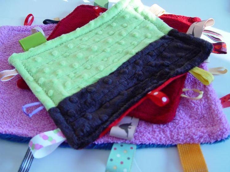 DSC06410 Сенсорное одеяло для детей своими руками