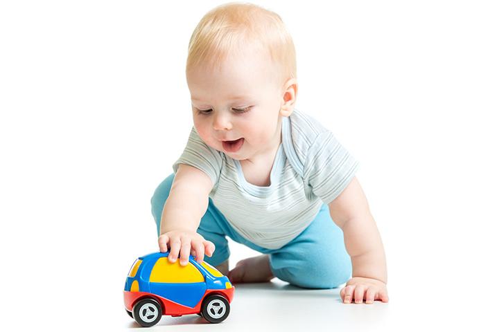 Moving-toy 15 развлечений для 6 месячных малышей.